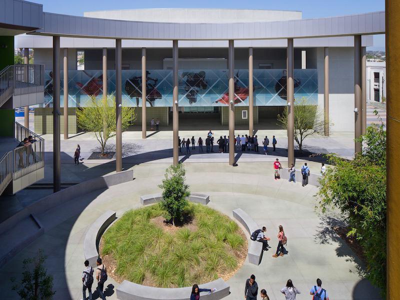 James Garfield High School