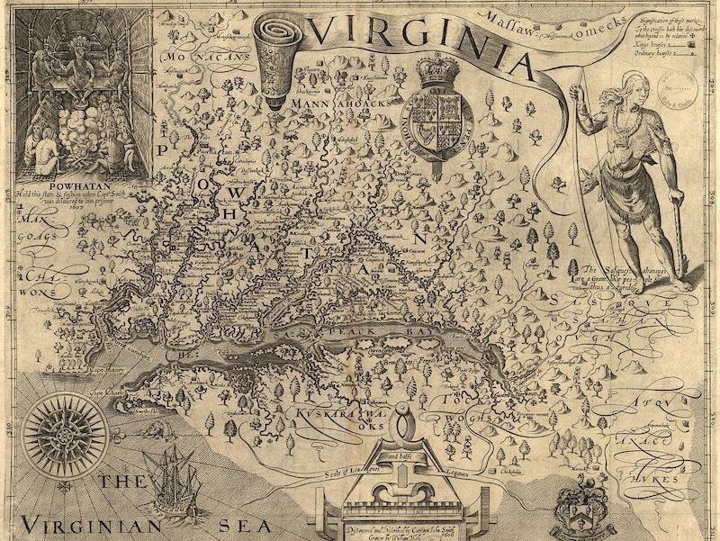Virginia 1606