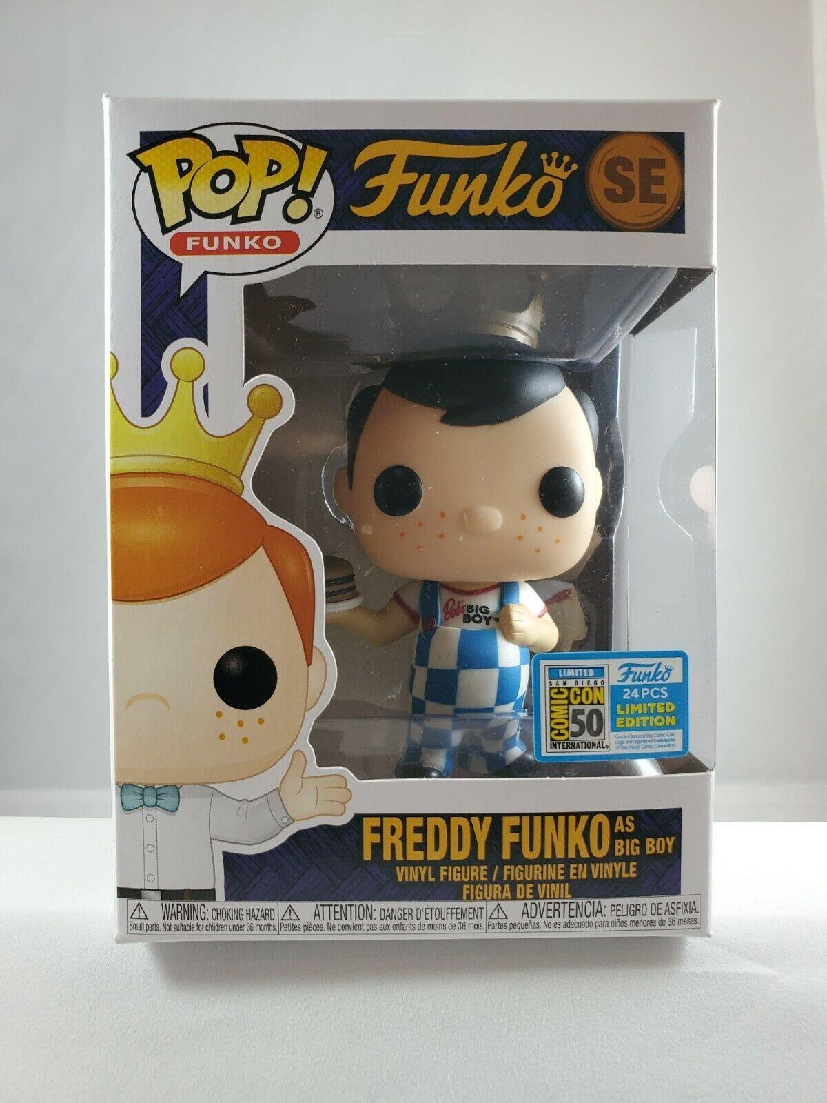 Big Blue Freddy Funko