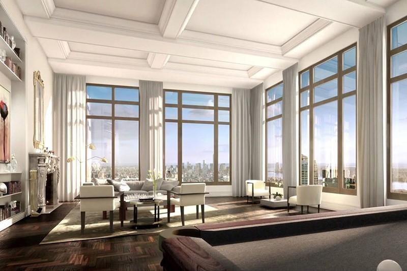 9. Central Park South Penthouse