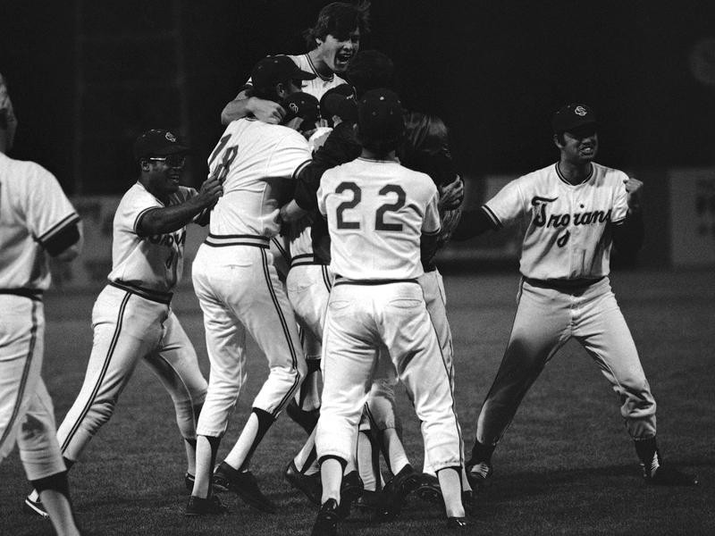 1973 USC Trojans