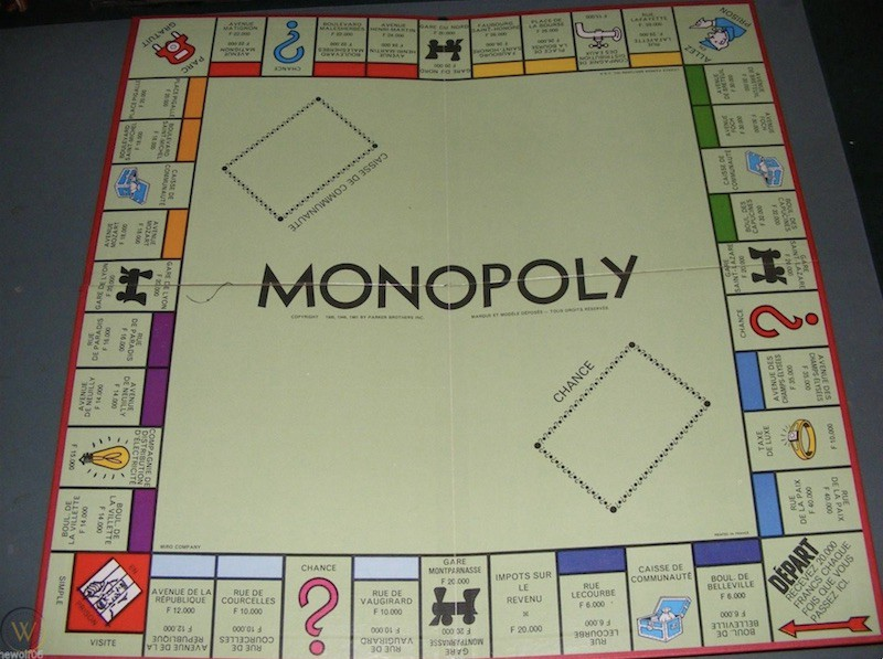 Monopoly (French Edition)