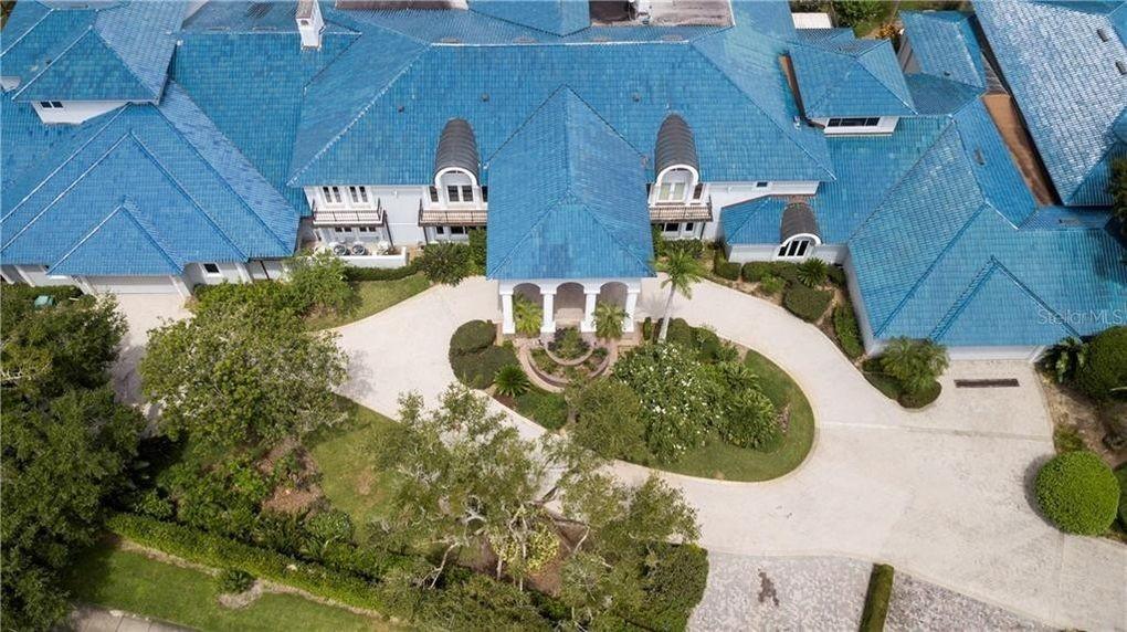 Shaq's mansion near Miami