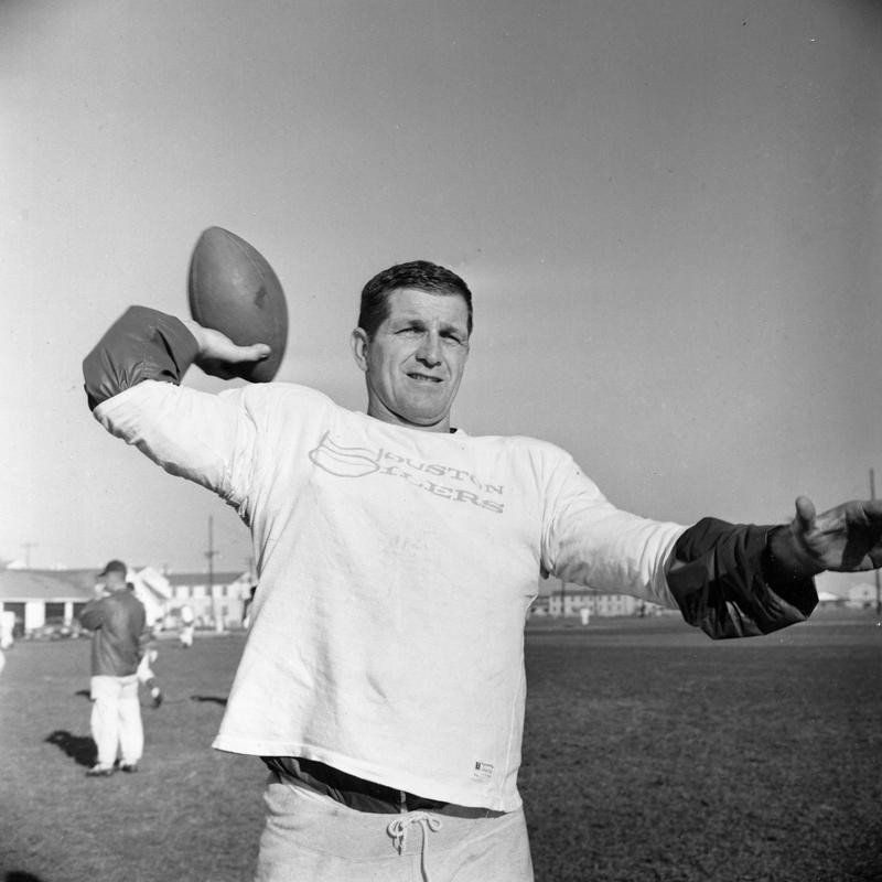 Blanda became the Oldest NFL Player of All Time