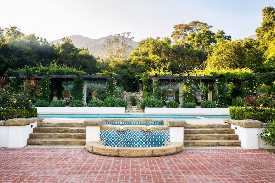 Meg Ryan's Montecito property
