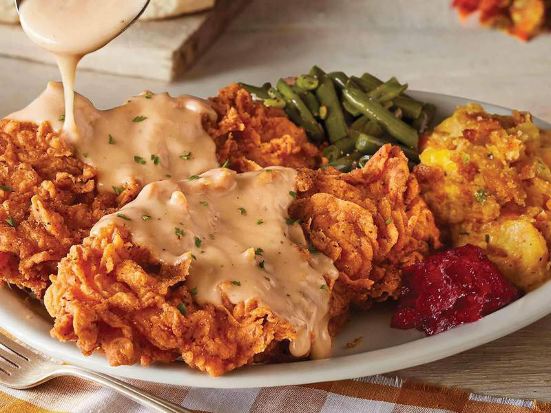 Cracker Barrel Old Country Store food