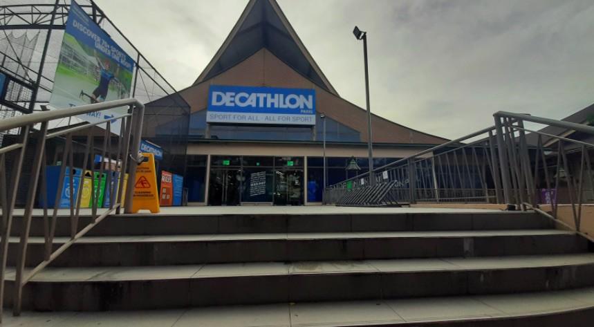 Decathlon store