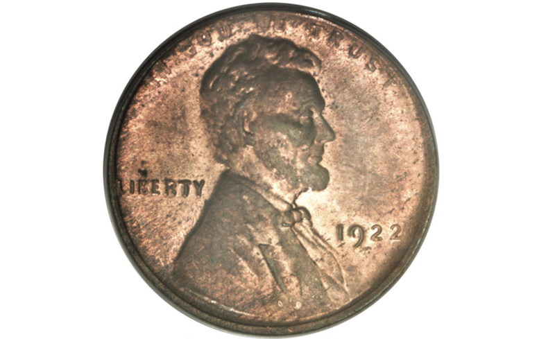 These 20 Pennies Are Worth a Combined $5 5 Million | Work +