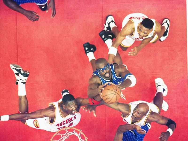 1994-1995 Rockets