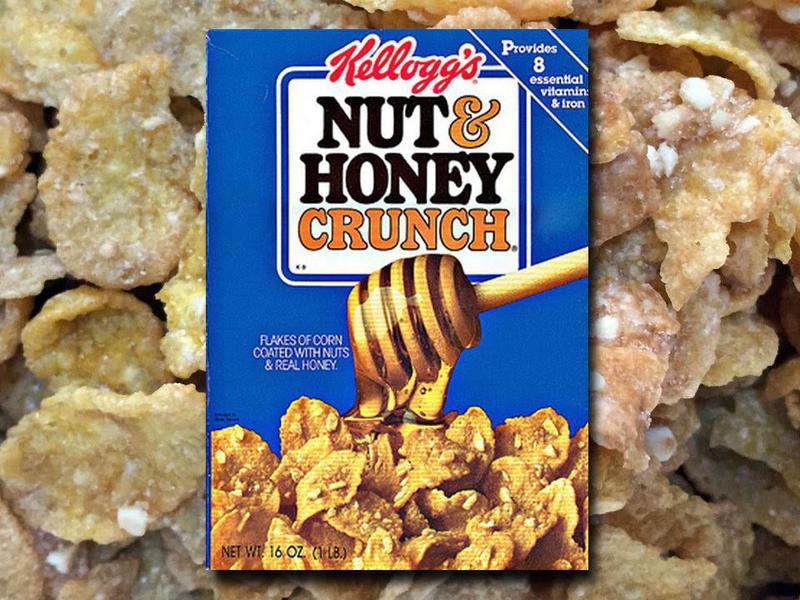 Nut and Honey Crunch