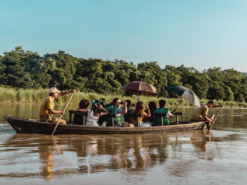 Sarang Wildlife Sanctuary