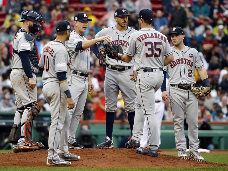 A.J. Hinch, Justin Verlander and 2017 Houston Astros