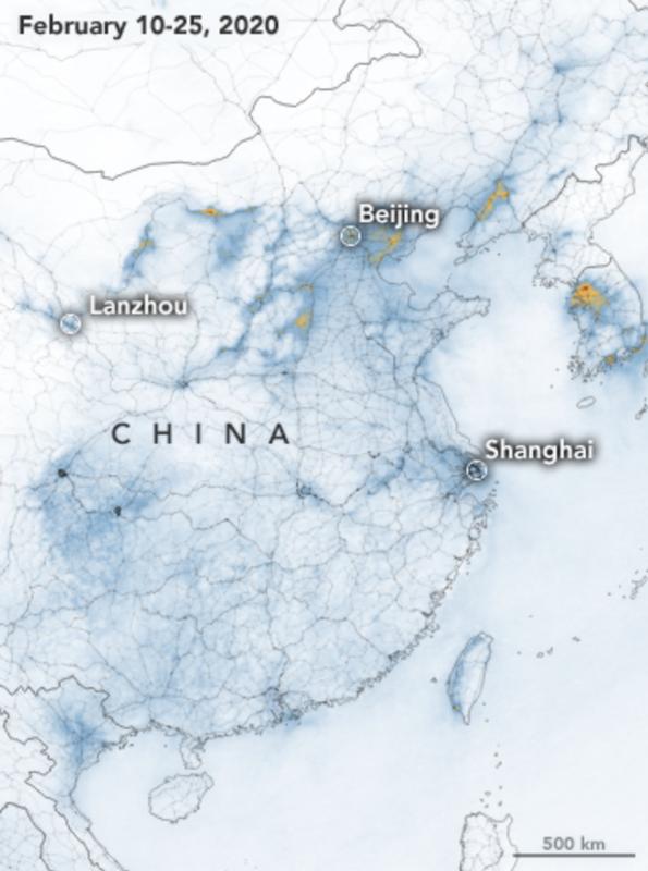 China After