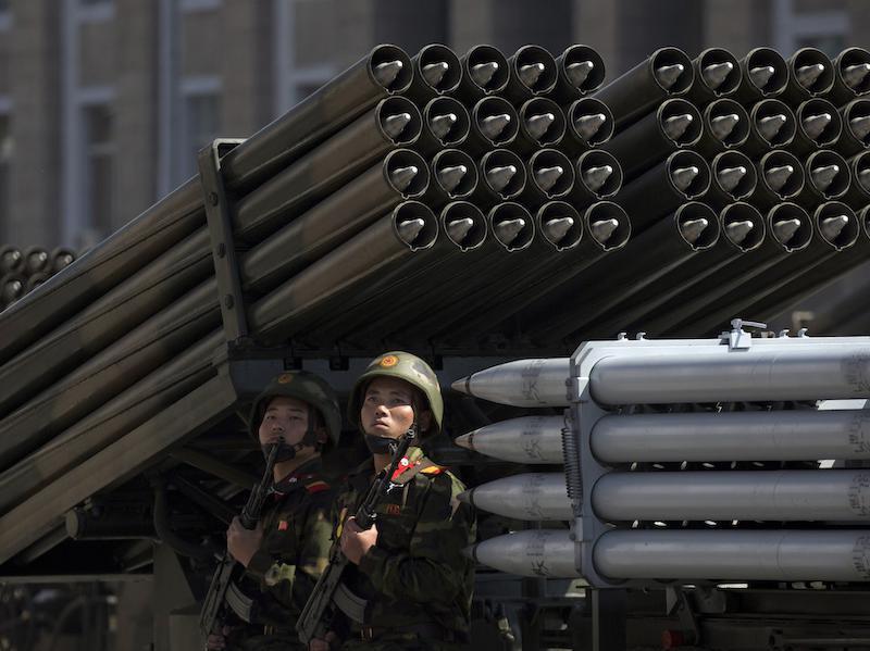 Dangerous Countries: North Korea