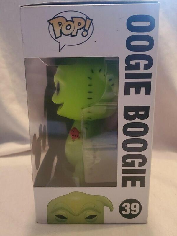 Oogie Boogie SDCC Funko Pop Exclusive