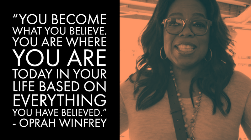 Oprah Winfrey Money Advice