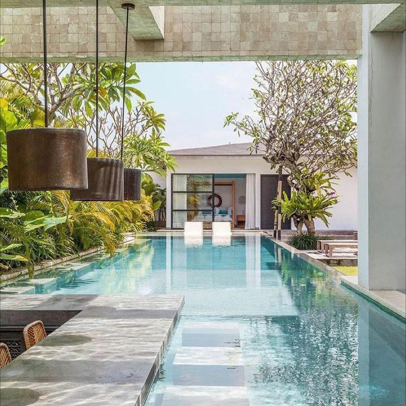 Villa Home Pool in Miami