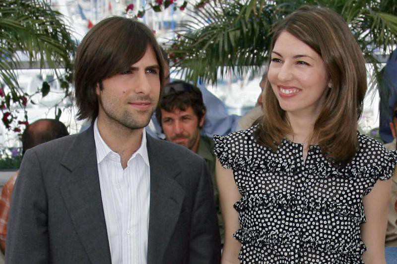 Jason Schwartzman and Sofia Coppola