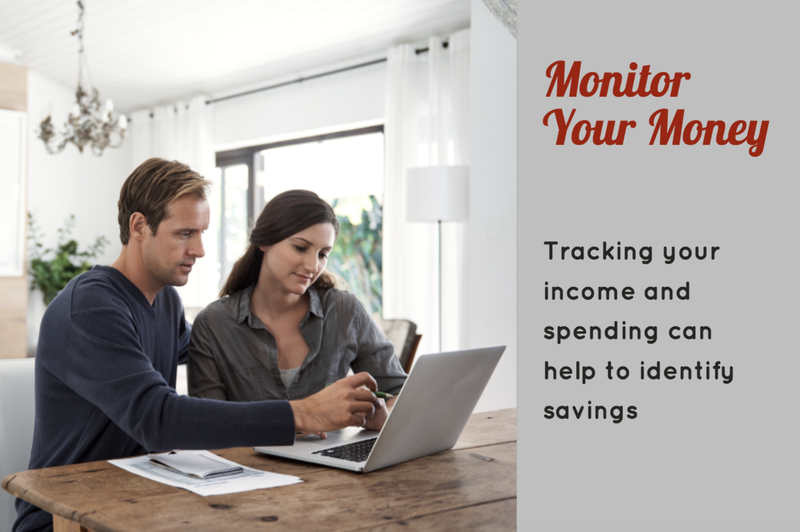 Monitor your money