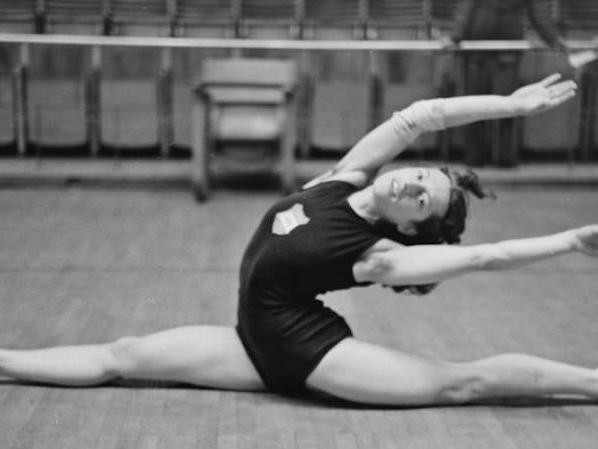 Agnes Keleti is one of the best women's gymnasts of all time