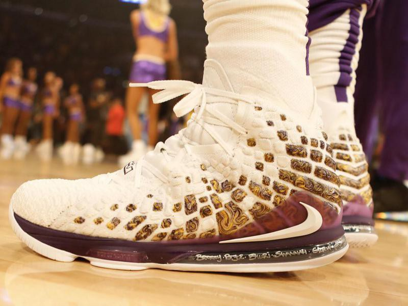 Nike Lebron 17