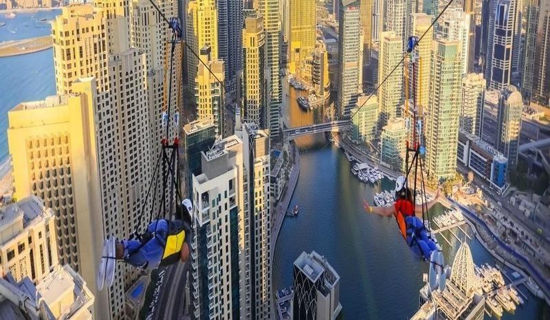 Zipline Dubai