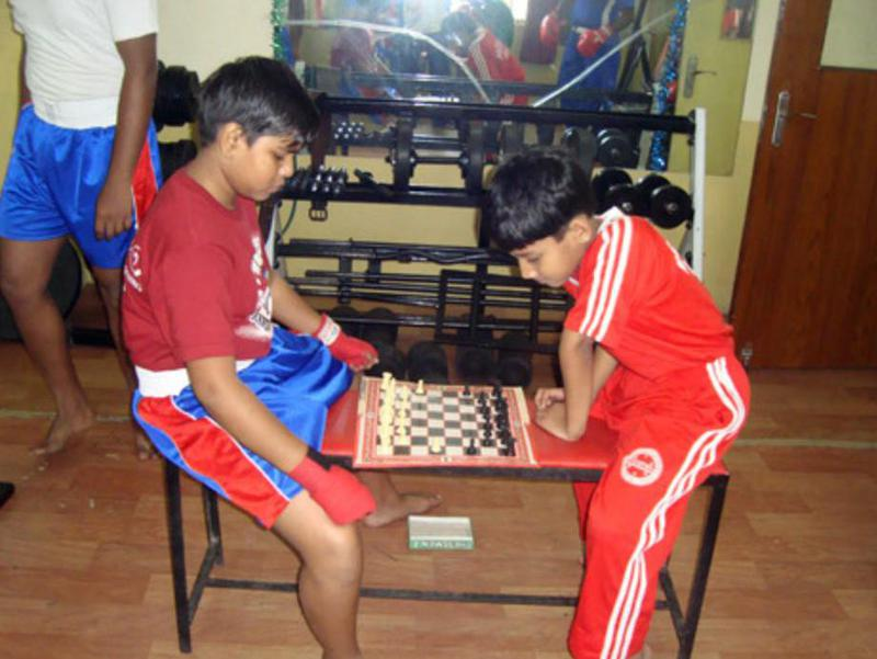 Chessboxing in India