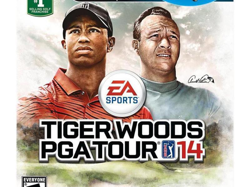 Tiger Woods PGA Tour 14