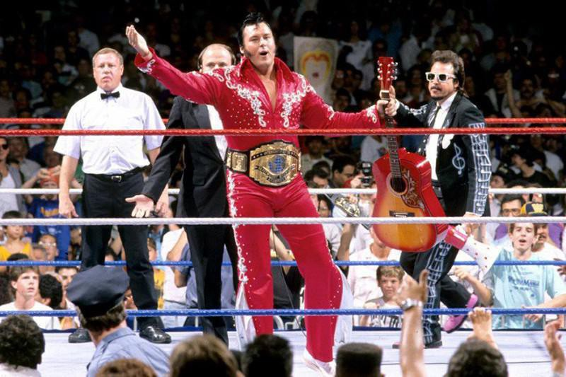 The Honky Tonk Man