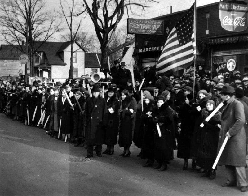 Women's Emergency Brigade