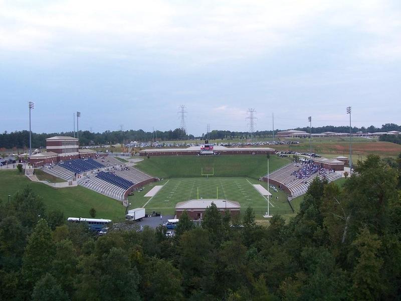 Cavalier Stadium