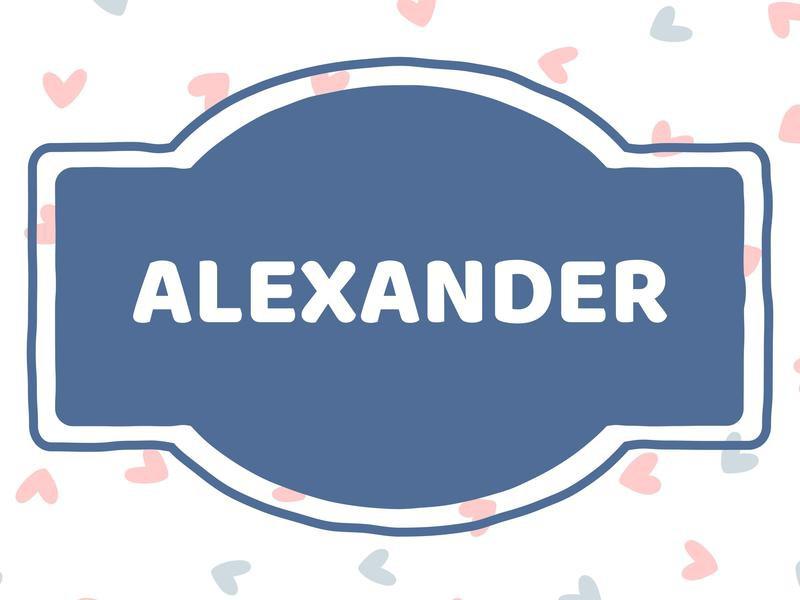 Unique Baby Boy Names: Alexander