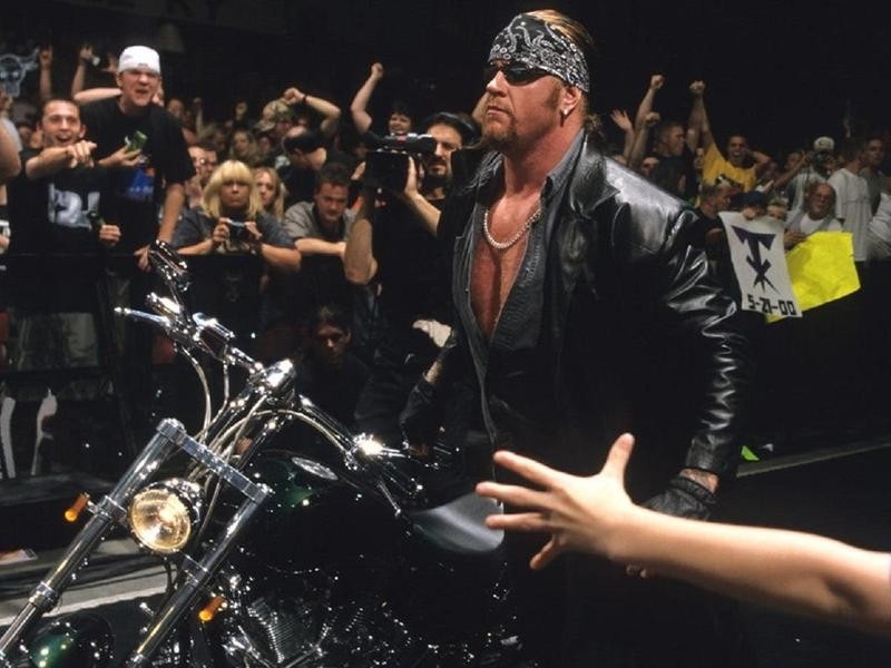 The Undertaker — American Bad Ass