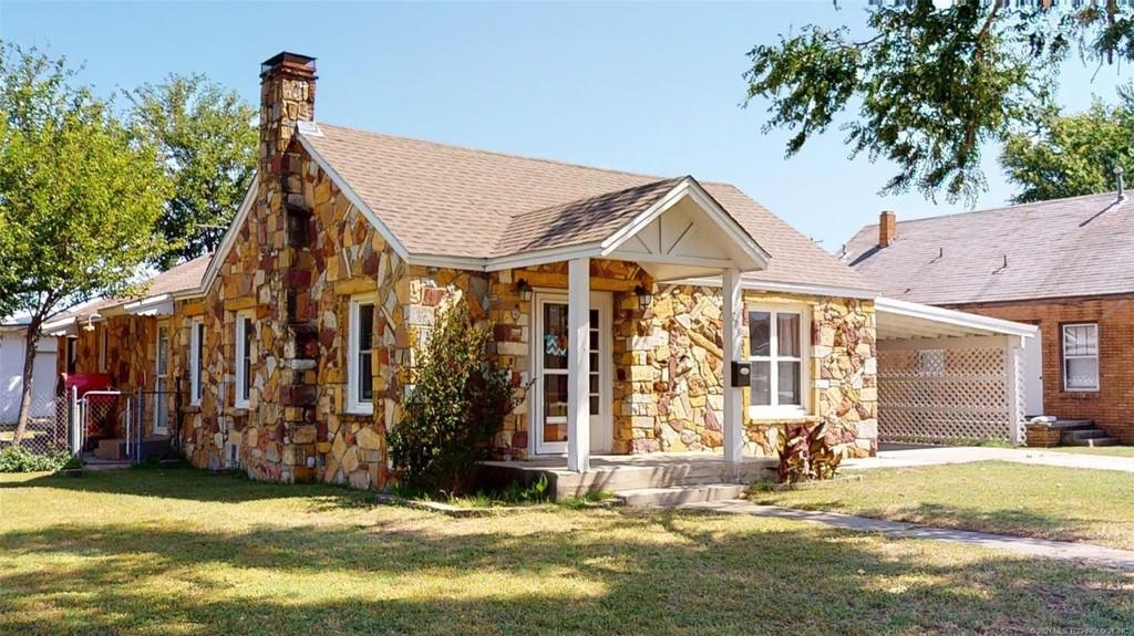 Home in Davis, Oklahoma