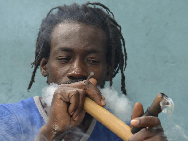 Jamaica pot