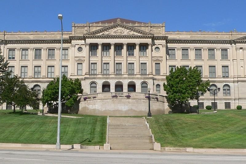 Omaha Central High School in Nebraska