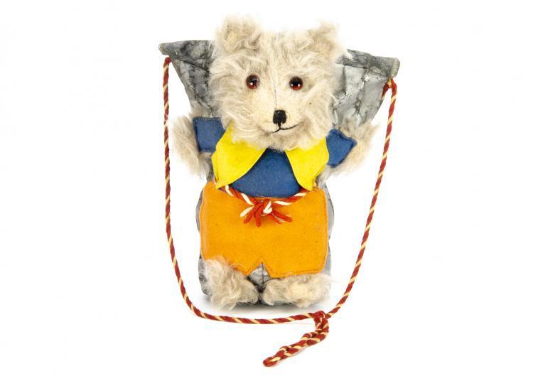 Farnell Gas Mask Teddy Bear