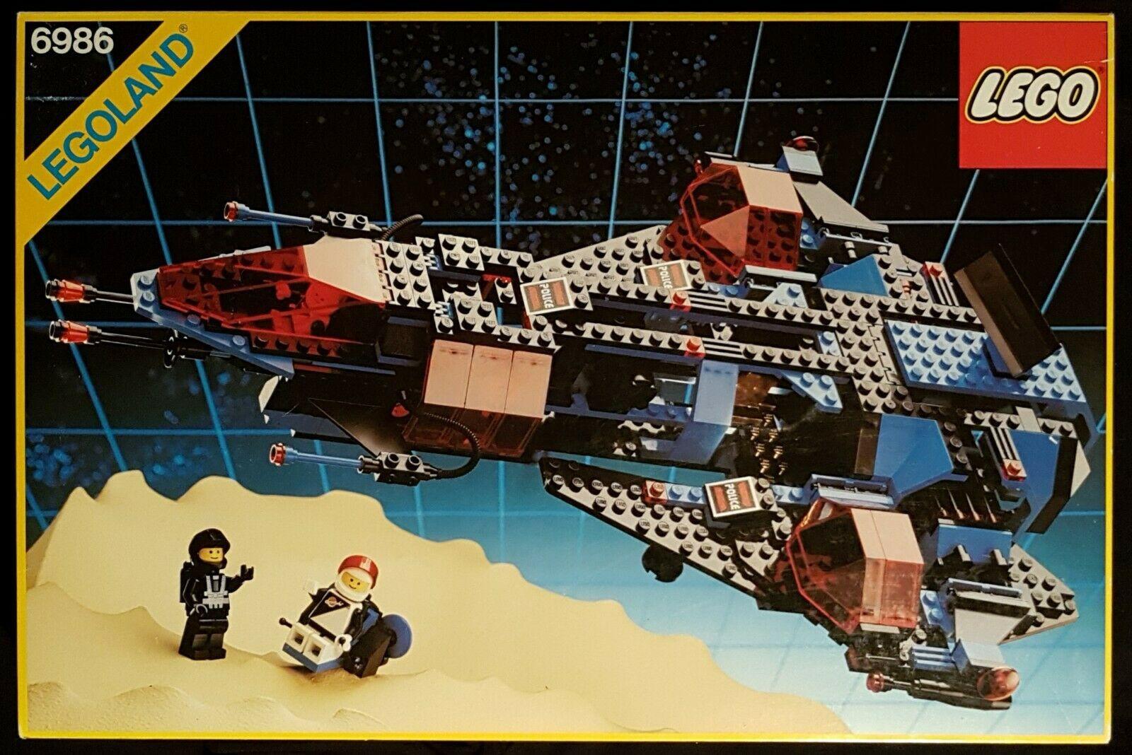 Lego Mission Commander