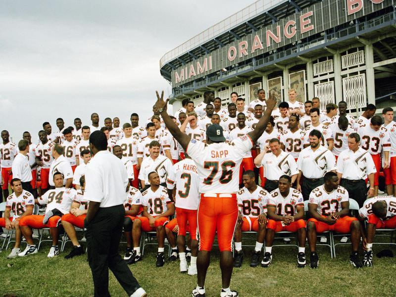 1994 Miami Hurricanews