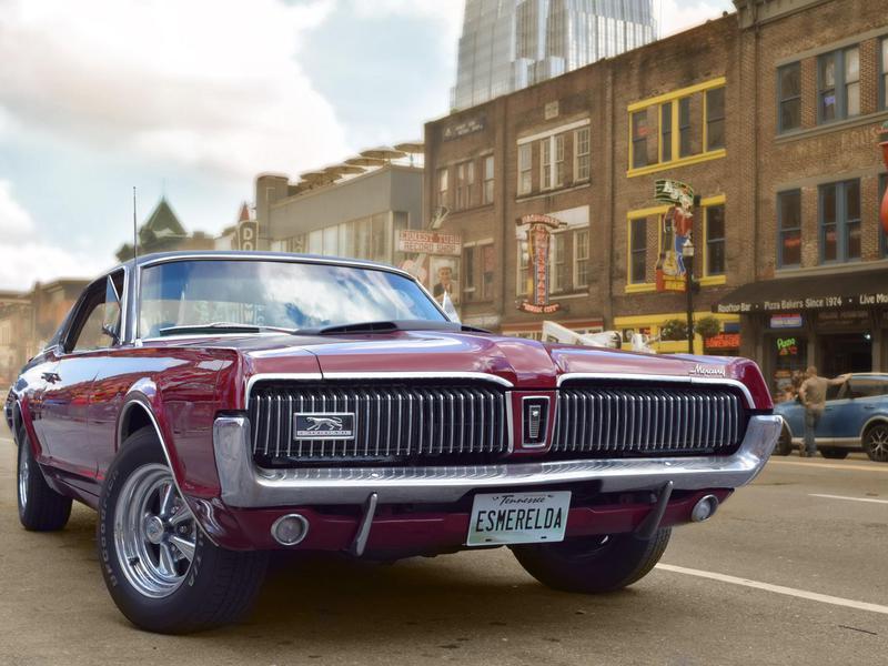 1967 Ford Mercury Cougar