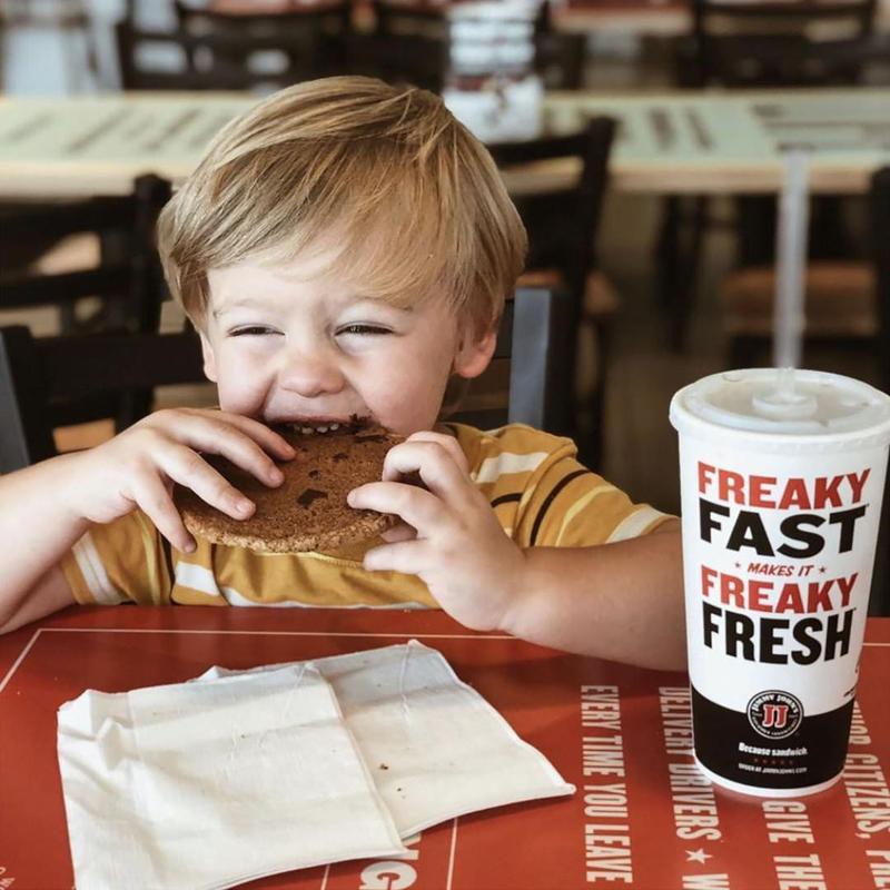 Jimmy John's, Healthy Fast Food Items