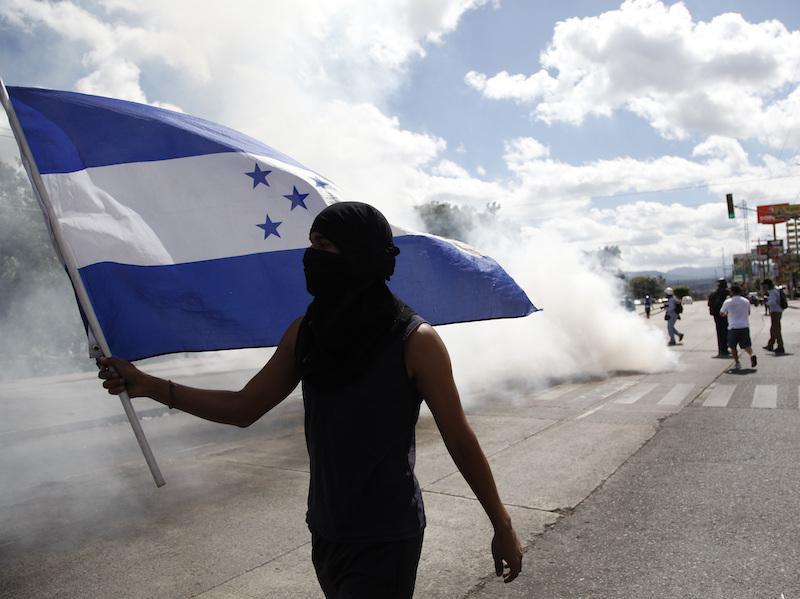 Dangerous Honduras