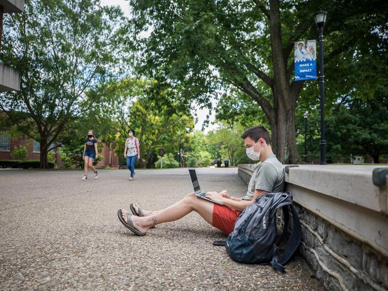 Student in University of Kentucky
