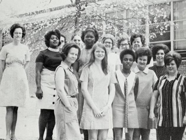Johnston Community College 1972