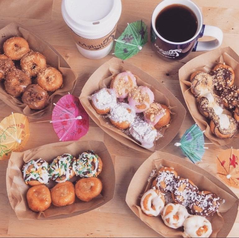 Mahalo's Coffee & Mini Donuts