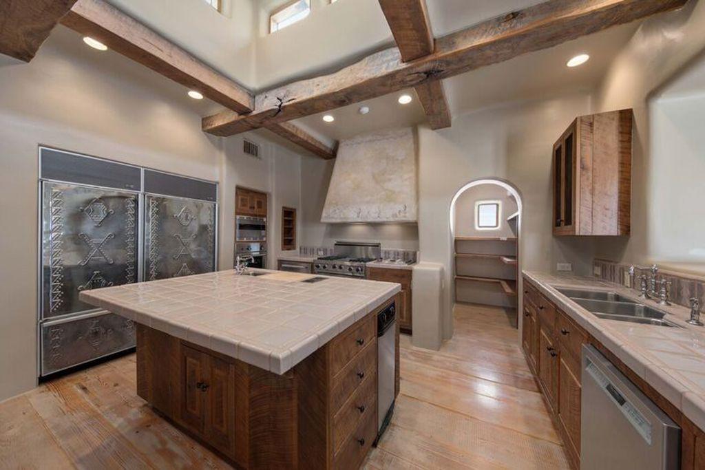 George Strait's kitchen