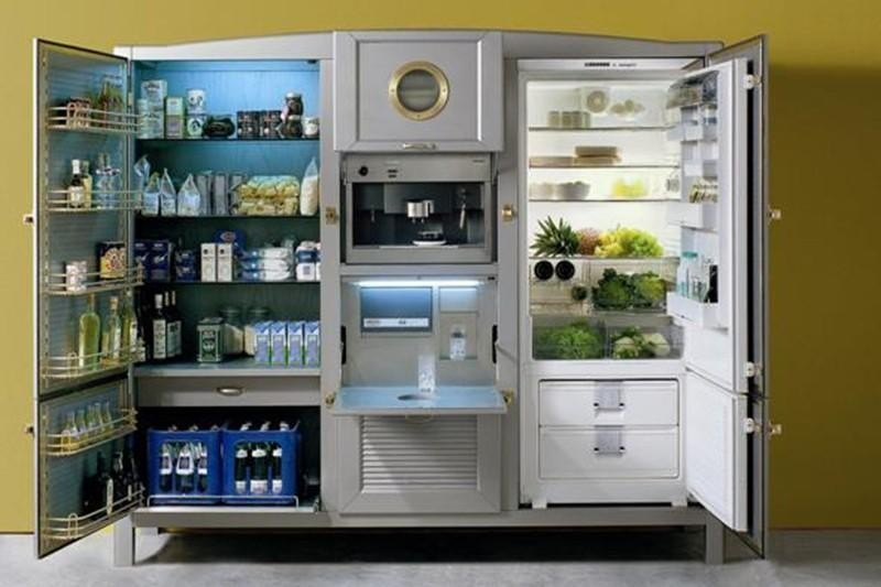 All-in-one refrigerator