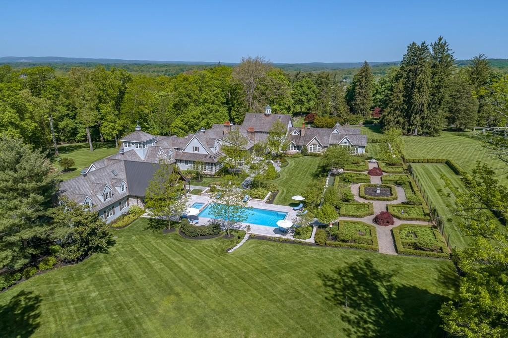 Mansion in Far Hills, New Jersey