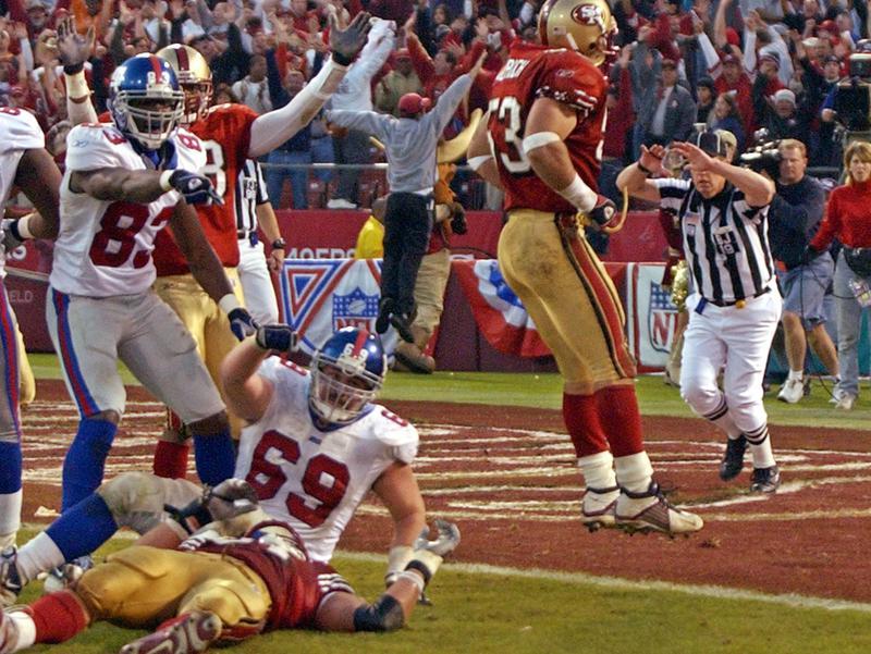 49ers vs. Giants