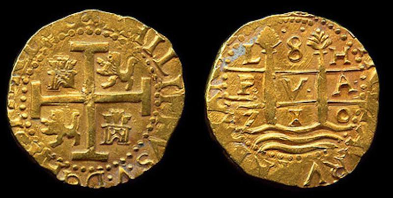1715 fleet treasure